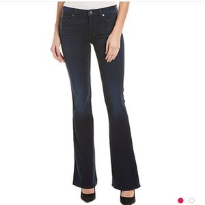 """7 for All Mankind """"A"""" Pocket - Flared Leg"""